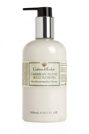 Crabtree & Evelyn Caribbean Island Wild Flowers håndkrem 300ml