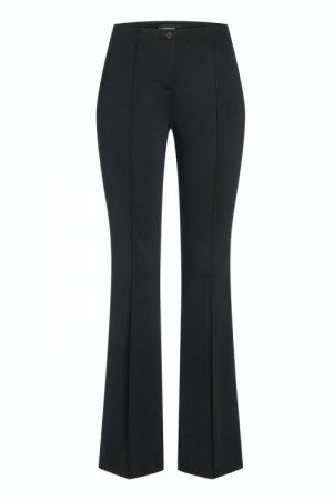 Cambio Sort sexy 'Ros flare' bukse. EN BESTSELGER! MUST HAVE!