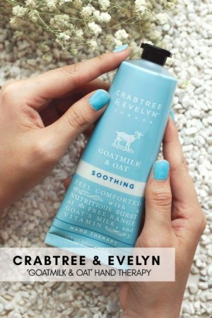 Crabtree & Evelyn Goatmilk & Oat håndkrem 100 ml