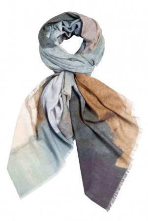Katrin Uri 'Before The Rain scarf'