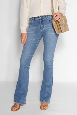 Lois Denim Light Blue 'Raval' - Harry Stone flare jeans L32
