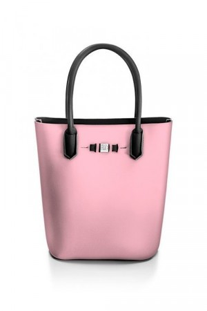 Save My Bag Barbie pink 'Popstar' shopper