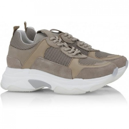 SHOE BIZ SAND 'RAD SAND MIX' SNEAKERS