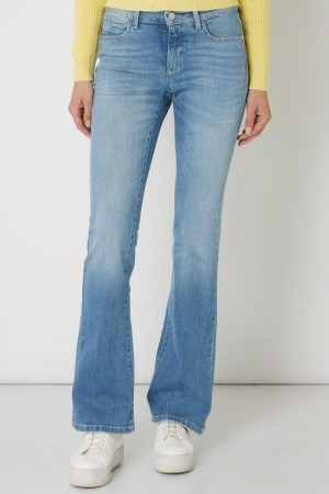 Cambio Lys denim 'Parla flared' jeans